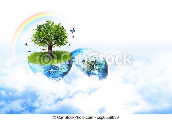 Medio ambiente - csp6559830