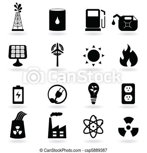 ambiente, eco, energia, pulito - csp5889387