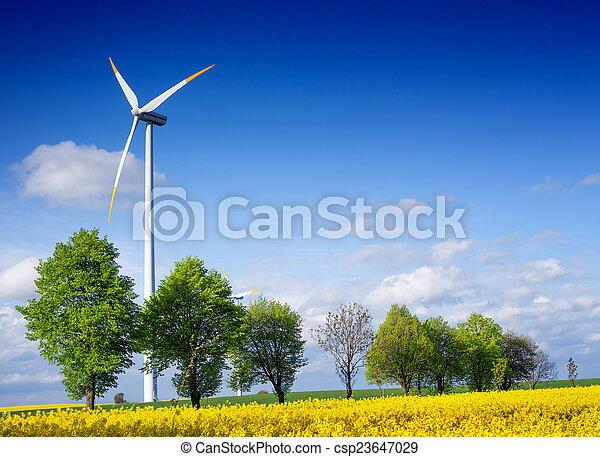 ambiente, potencia - csp23647029