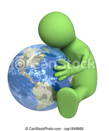 Medio ambiente - csp1649666