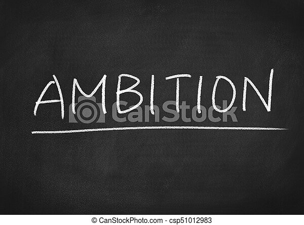 ambition - csp51012983