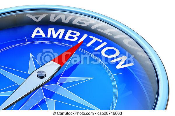 ambition - csp20746663