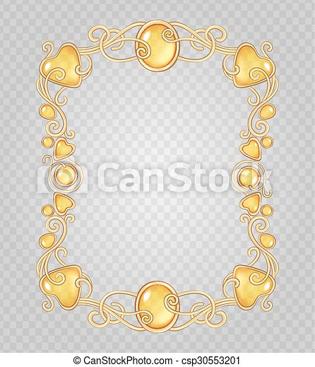 ambra, cornice - csp30553201