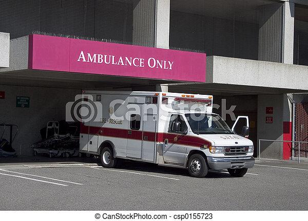 Ambulance #2 - csp0155723