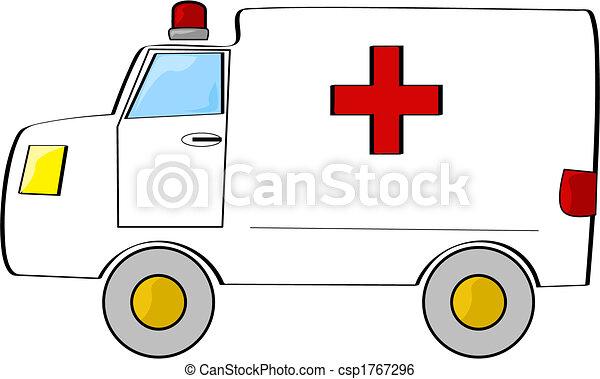 Ambulance - csp1767296