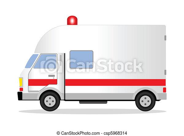Ambulance - csp5968314