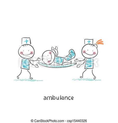 ambulance - csp15440326