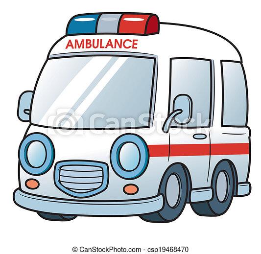 ambulance - csp19468470