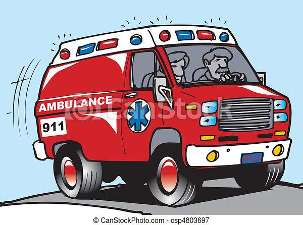 ambulance - csp4803697