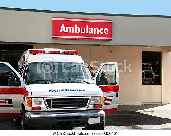 Ambulance - csp0356461