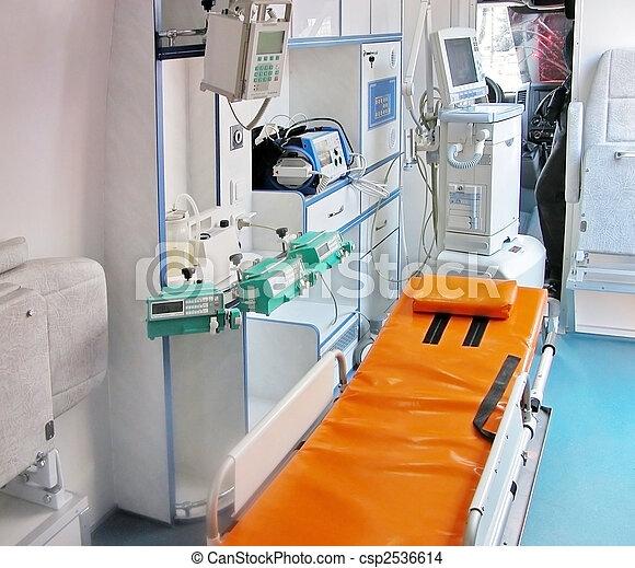 ambulance - csp2536614