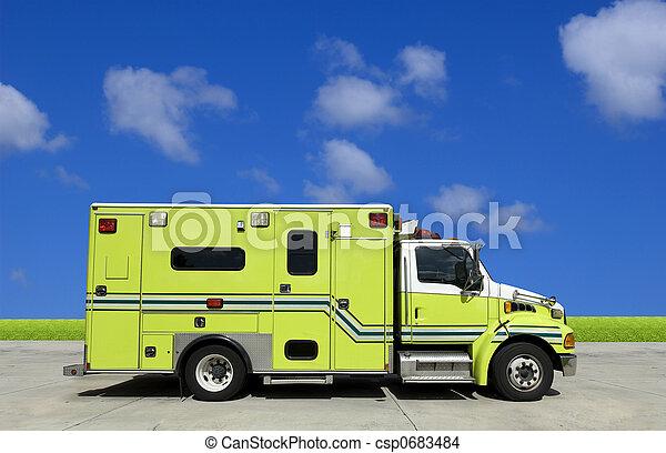 Ambulance - csp0683484
