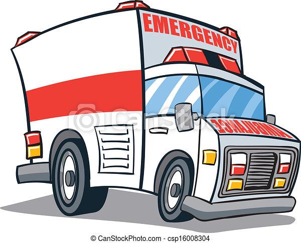Ambulance - csp16008304