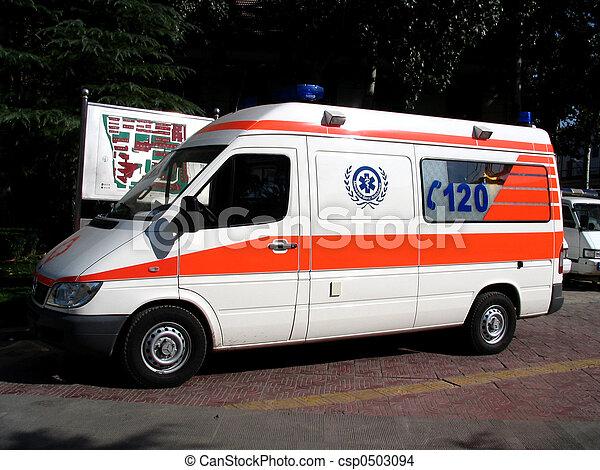 ambulancia - csp0503094