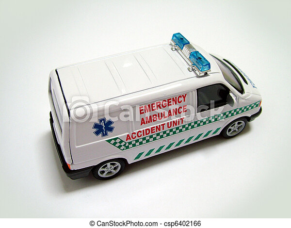 ambulancia - csp6402166