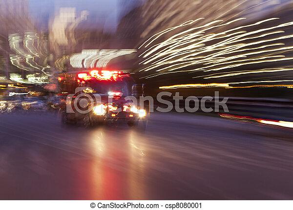 Ambulancia - csp8080001