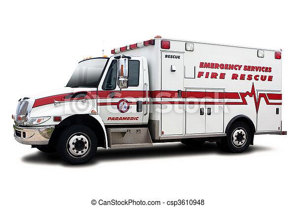 ambulancia - csp3610948