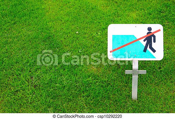 No hay señal de advertencia - csp10292220