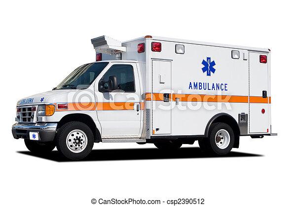 ambulanza - csp2390512