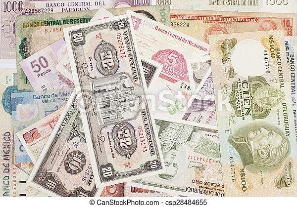 America Money - csp28484655