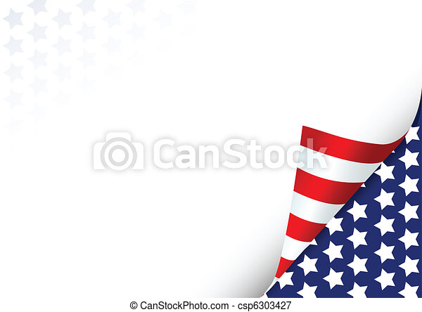 American background - csp6303427
