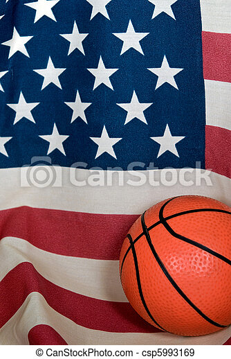 American Basketball - csp5993169