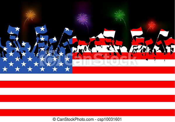American Citizen - csp10031601