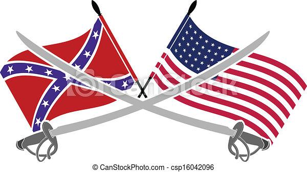 american civil war - csp16042096