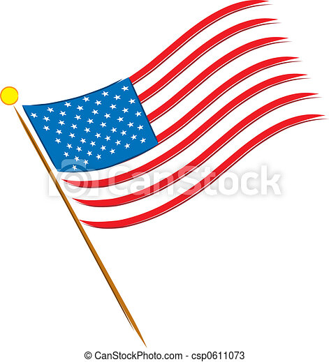 american flag on a white background with 50 stars drawings search rh canstockphoto com american flag graphics for trucks american flag graphics for cars