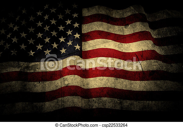 American flag - csp22533264
