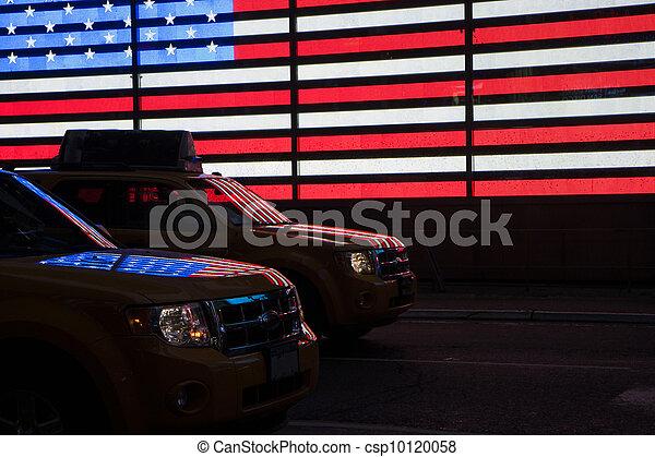 American Flag - csp10120058
