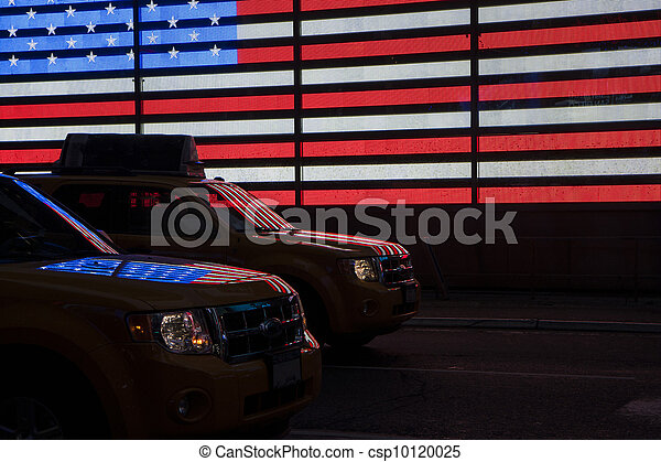 American Flag - csp10120025