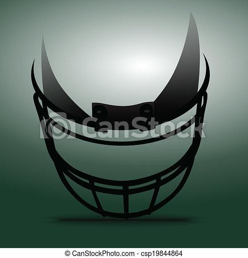 657e1ed9 Football helmet Clipart and Stock Illustrations. 11,936 Football ...