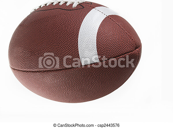 American football  - csp2443576