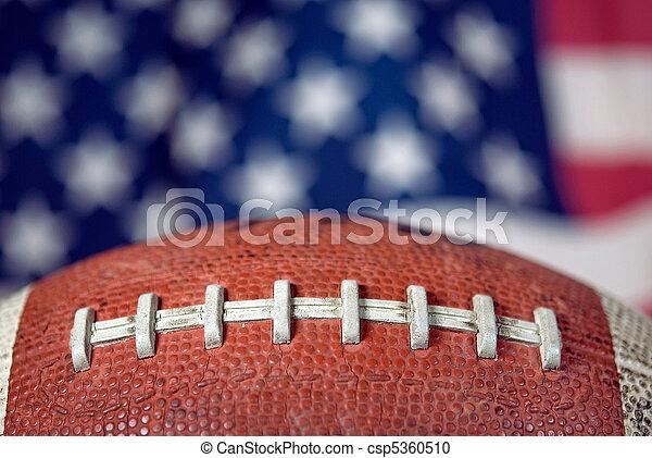American Football - csp5360510