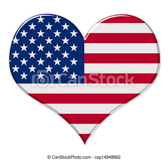 American Heart - csp14948662