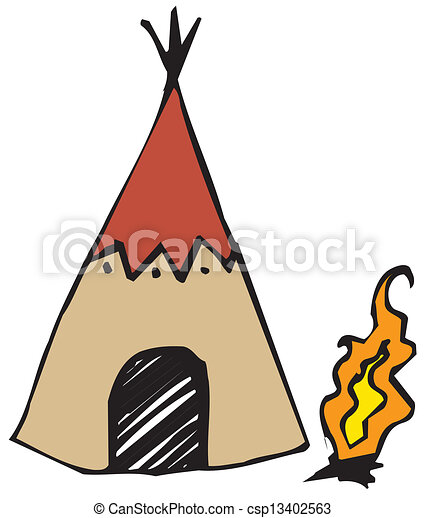 american indian wigwam clip art vector search drawings and rh canstockphoto com indian clipart indiana clipart free