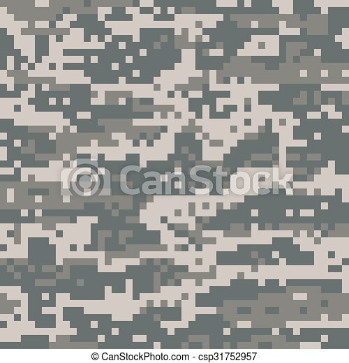 american military digital camo an illustration of american military rh canstockphoto com red digital camo vector digital camo vector pattern