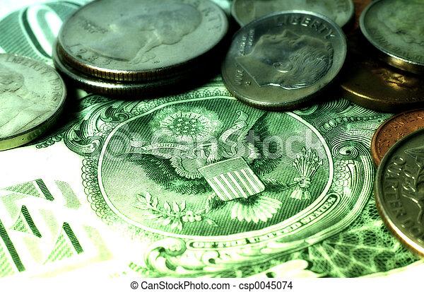 American Money 2 - csp0045074