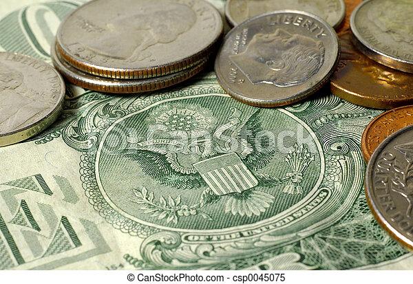 American Money - csp0045075