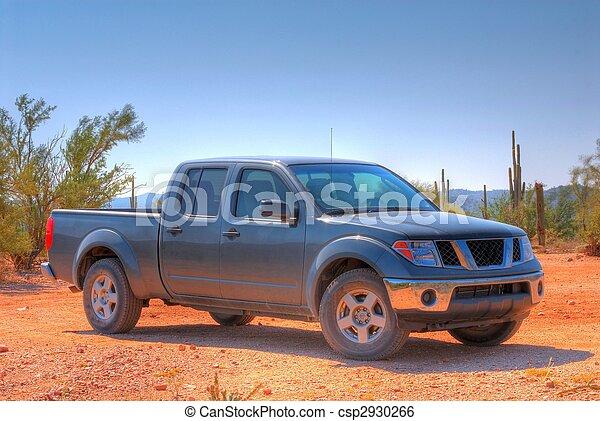 American Pickup Truck - csp2930266