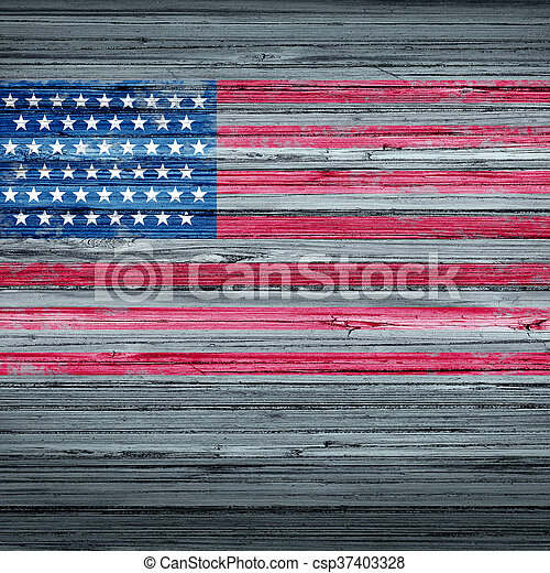 American Remembrance Day - csp37403328
