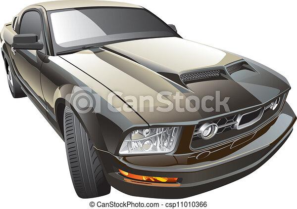 American sport car - csp11010366