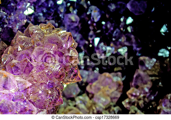 Amethyst - csp17328669