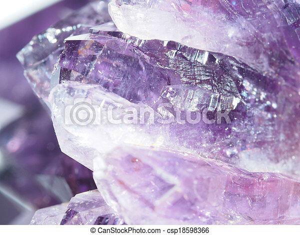 Amethyst - csp18598366