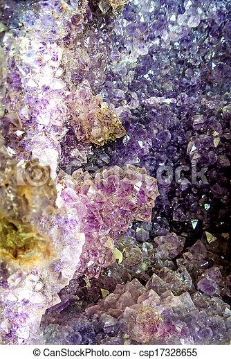 Amethyst - csp17328655