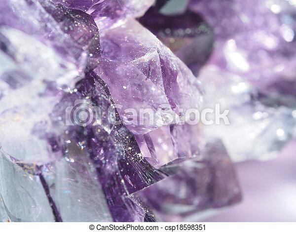 Amethyst - csp18598351