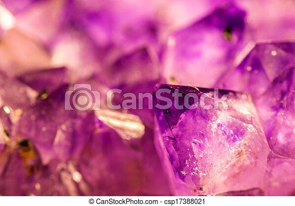 Amethyst - csp17388021