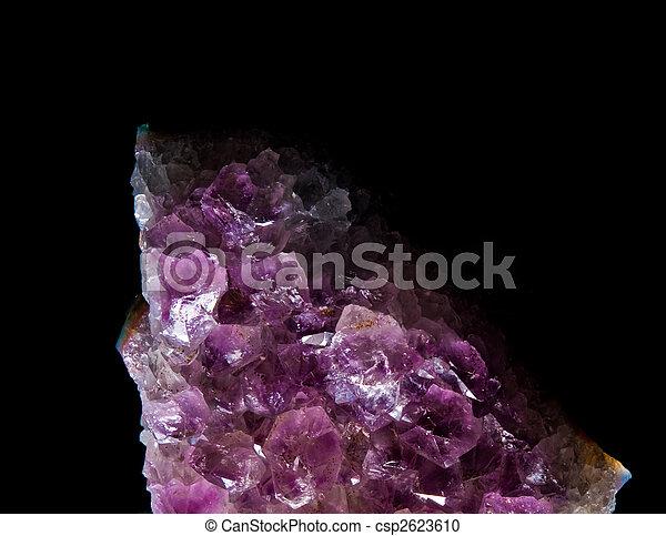 Amethyst - csp2623610