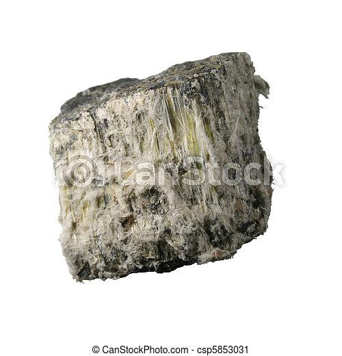 amiante, minéral - csp5853031
